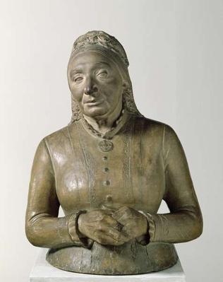 Portrait of Marie Fielder