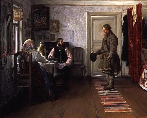 Quitting, 1890