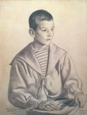 Portrait of Dmitri Dmitrievich Shostakovich