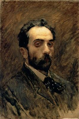 Self Portrait, 1890s