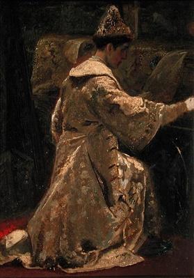 Tsar Alexej Mihailovich, 1886
