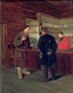 A Tavern, 1889
