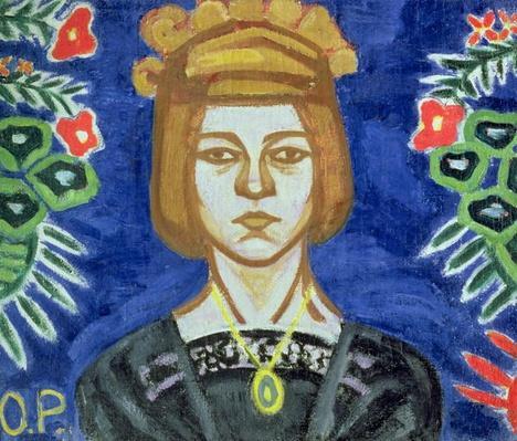 Self Portrait, 1912-15