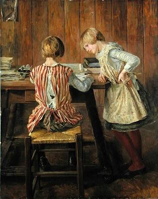 The Picture-Book, 1889