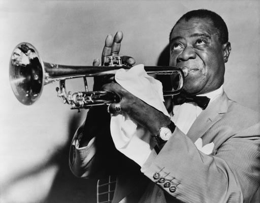 Louis Armstrong Playing Trumpet | Ken Burns: Jazz