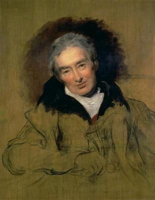 Portrait of William Wilberforce