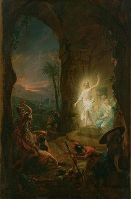 The Resurrection, 1763
