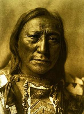 Chief Hollow Horn Bear of the Brule Sioux | Ken Burns: Lewis & Clark