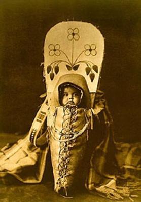 Nez Percé Baby | Ken Burns: Lewis & Clark