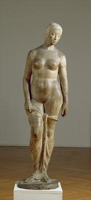 Large standing figure, 1910-11