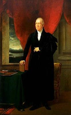 Painting of William Clark | Ken Burns: Lewis & Clark