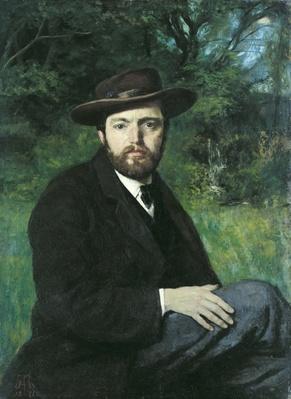 Self Portrait, 1871