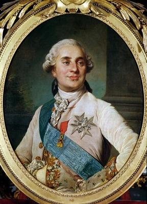 Portrait Medallion of Louis XVI