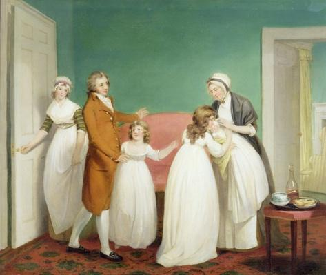Birth of the Heir, c.1799