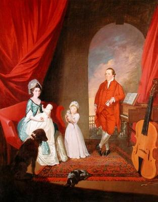 Family Group, c.1774-80