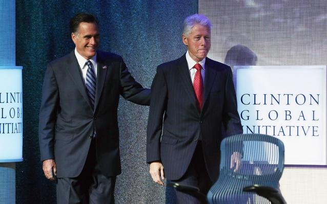 World Leaders In Politics, Finance Gather For Clinton Global Initiative | U.S. Presidential Elections 2012