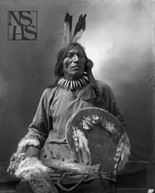 Fool Bull, a Brulé Sioux Medicine Man | Ken Burns: Lewis & Clark