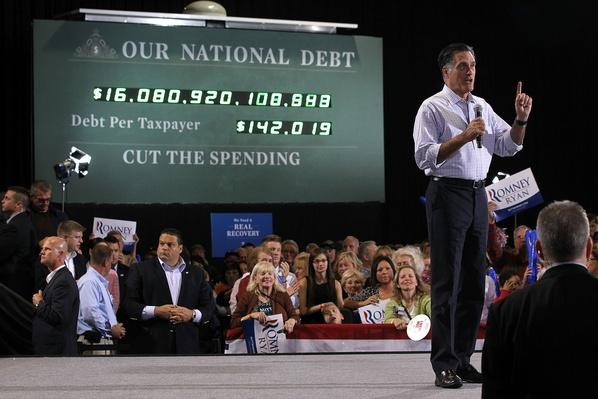 Romney Takes Whirlwind Campaign Tour Of Ohio | U.S. Presidential Elections 2012