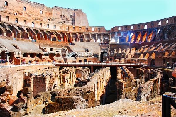 Rome colliseum | Wonders of the World