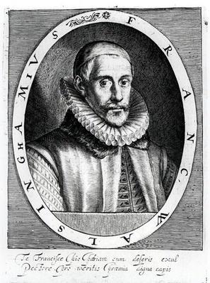 Portrait of Sir Francis Walsingham
