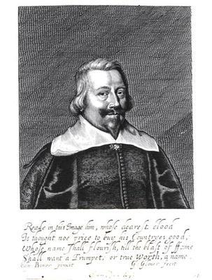 Portrait of John Pym