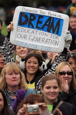 Obama Campaigns In Denver One Day After 1st Presidential Debate | U.S. Presidential Elections 2012