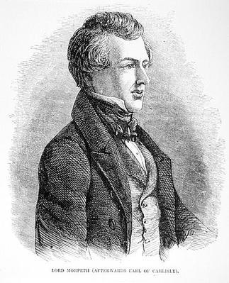 Portrait of George Howard