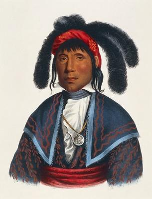 Seminoles Native American chief, 19th century | Native American Civilizations | U.S. History