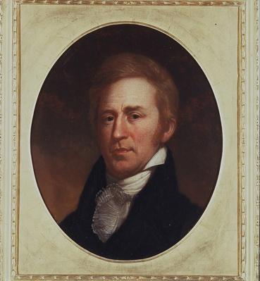 Portrait of William Clark | Ken Burns: Lewis & Clark
