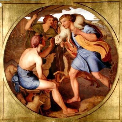 The Good Shepherd, 1833
