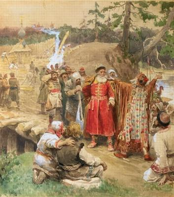 The Conquest of the New Regions in Russia, 1904
