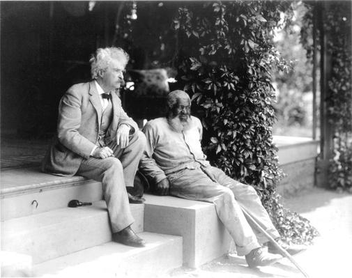Mark Twain and His Friend, John Lewis | Ken Burns: Mark Twain