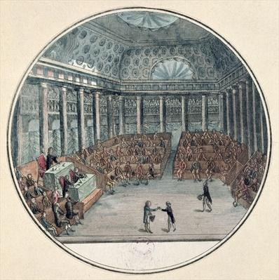 The Deputies of the Commune Meeting in the National Assembly, 17th June 1789