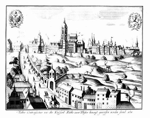 The Defenestration of Prague, 3rd August 1618