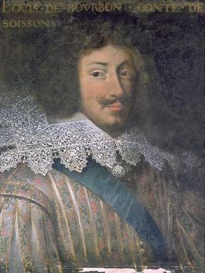 Portrait of Louis of Bourbon