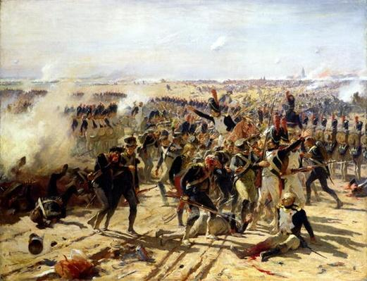 The Battle of Essling, May 1809