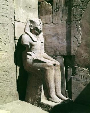 Statue of Tuthmosis III