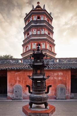 Nanhua Temple | World Religions: Taoism