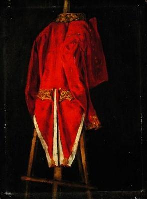 Study of a Coat belonging to John Fane
