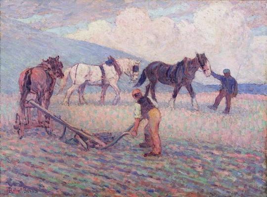 The Turn-Rice Plough, c.1909