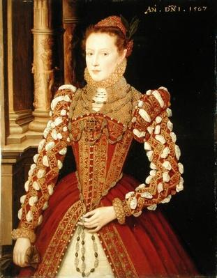 Portrait of a Woman, 1567