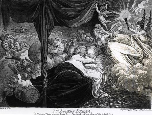 The Lover's Dream, 1795