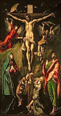 The Crucifixion, c.1584-1600