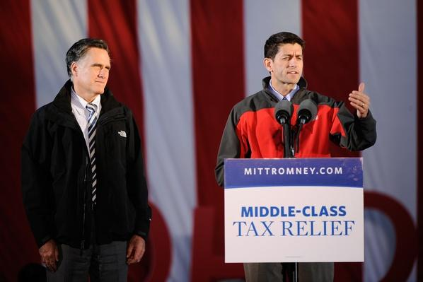 Romney and Ryan Campaign In Ohio | U.S. Presidential Elections 2012