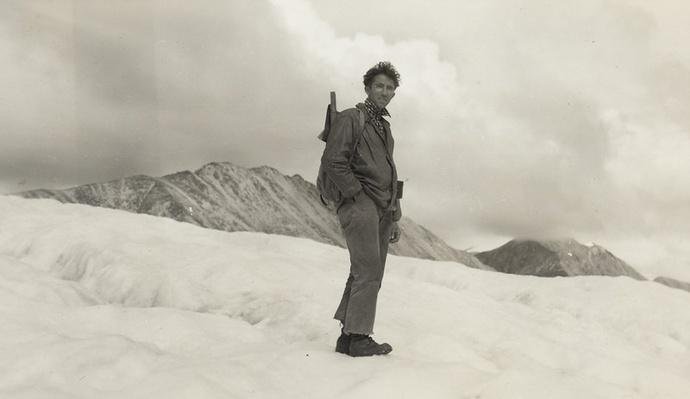 Adolph Murie At McGonagall Pass | Ken Burns: The National Parks