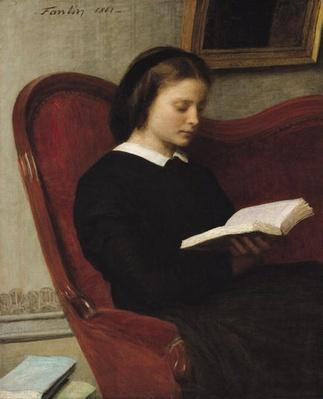 The Reader, 1861
