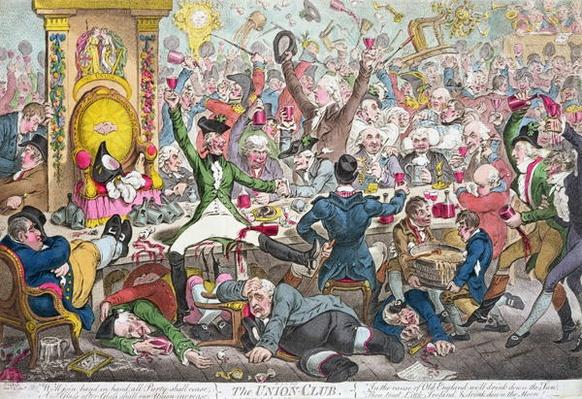 The Union Club, 1801