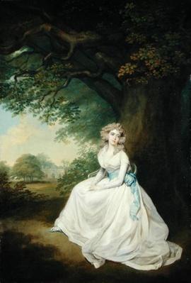 Lady Chambers, c.1789