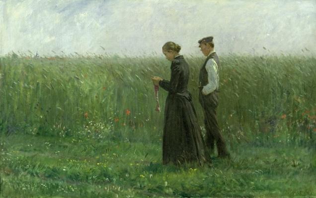 Sunday Afternoon, 1893