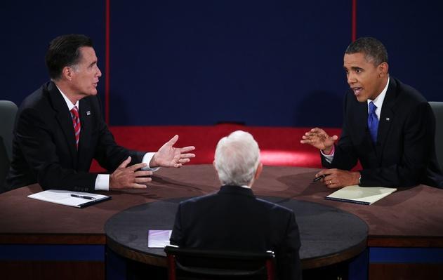 Obama And Romney Spar In Final Debate Before Presidential Election | U.S. Presidential Elections 2012